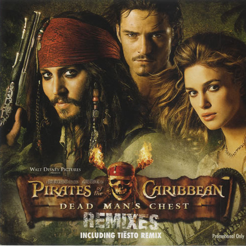 He's a Pirate - Remix (Radio Edit) - Tiësto