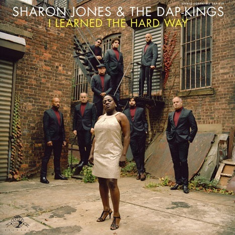 Sharon Jones & The Dap Kings - She Ain't A Child No More