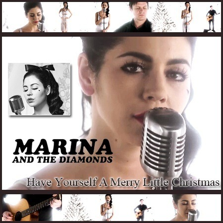 Marina & The Diamonds - Have Yourself A Merry Little Christmas - Acoustic Live