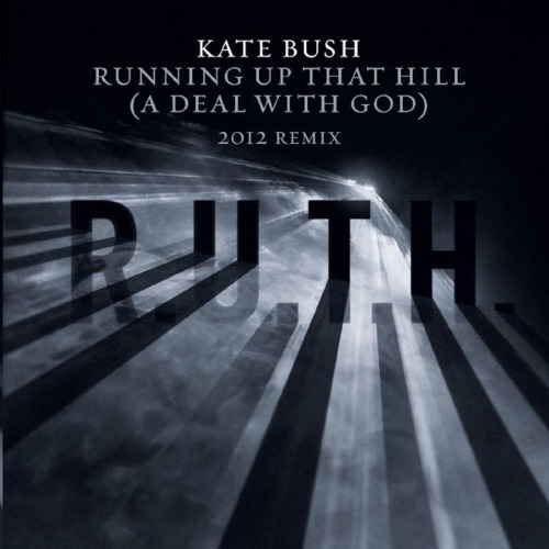 Kate Bush - Running Up That Hill (A Deal With God) 2012 Remix