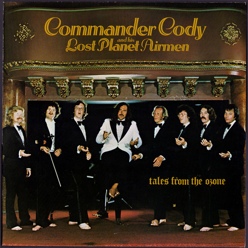 Commander Cody & His Lost Planet Airmen - Gypsy Fiddle