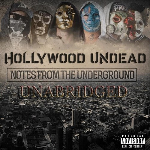 Hollywood Undead - I Am (iTunes Bonus Track)