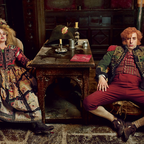 Sacha Baron Cohen, Helena Bonham Carter & Cast - Master Of The House