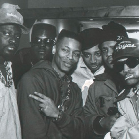 Ultramagnetic MC's - Ego Trippin