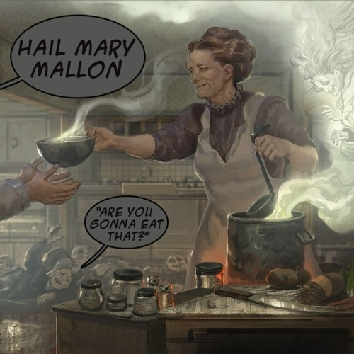 Hail Mary Mallon - Table Talk