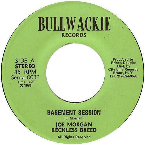 Joe Morgan and the Reckless Breed - Basement Session
