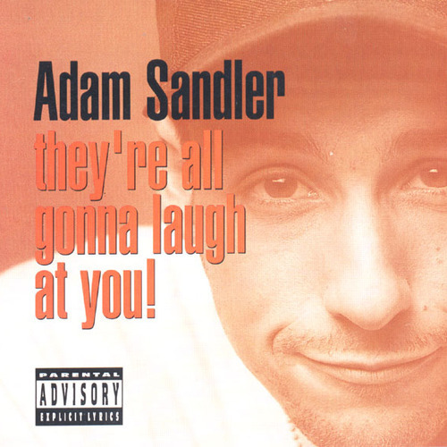 Adam Sandler - Lunchlady Land