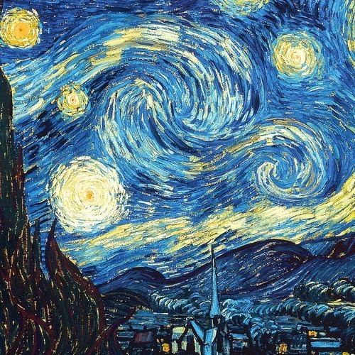 Vincent(Starry, Starry Night)
