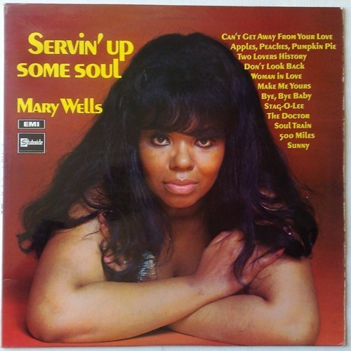 Mary Wells - The Doctor