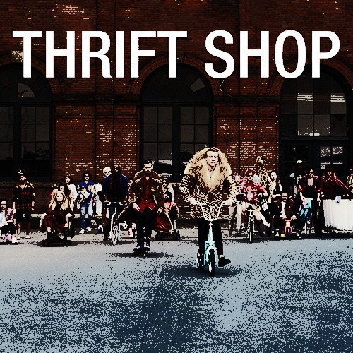 Macklemore/Anton Elmvik - Thrift Shop 8bit