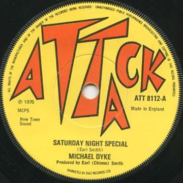 Michael Dyke - Saturday Night Special