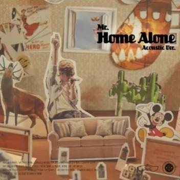 Mr. Home Alone (Acoustic Ver.)