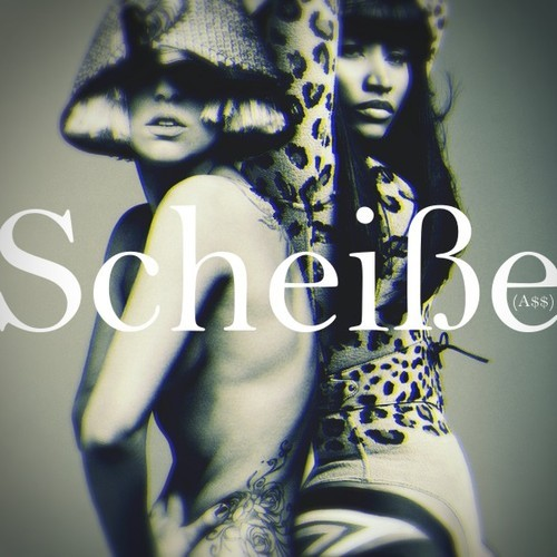 Lady Gaga Ft. Nicki Minaj - Scheiße (A$$)