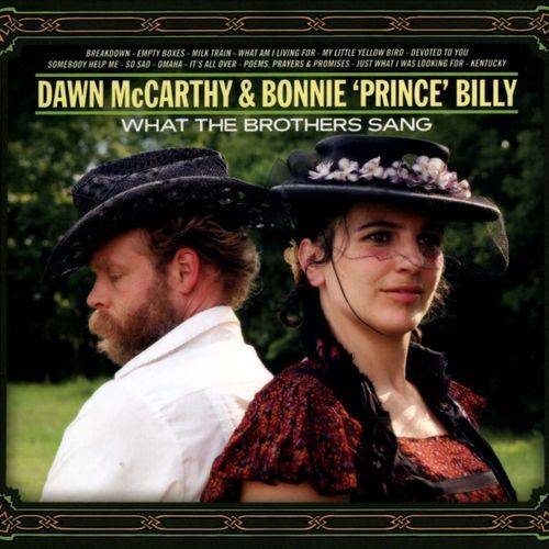 Dawn McCarthy & Bonnie 'Prince' Billy - Poems, Prayers, and Promises