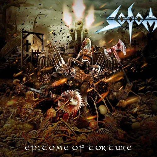 Sodom - Shoot Today Kill Tomorrow
