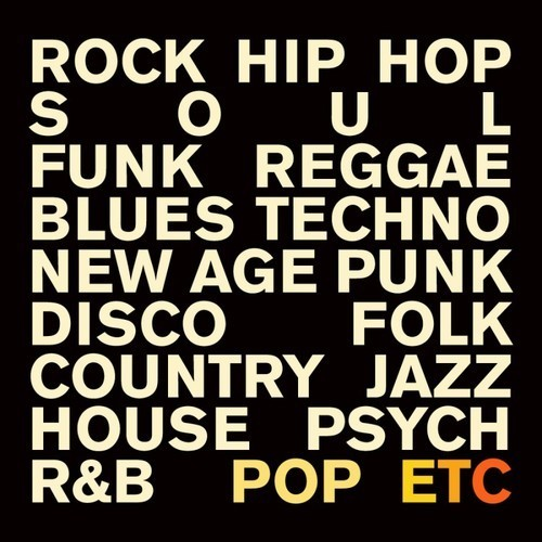 POP ETC - Speak Up