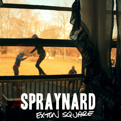 Spraynard - Can I Borrow a Feeling?