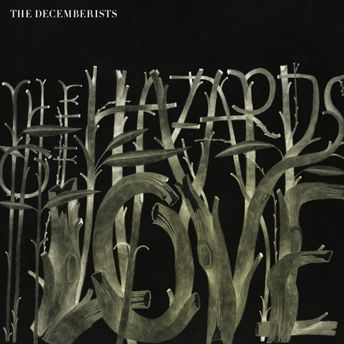 The Decemberists - The Wanting Comes in Waves/Repaid