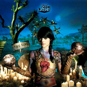 Bat For Lashes - Sleep Alone