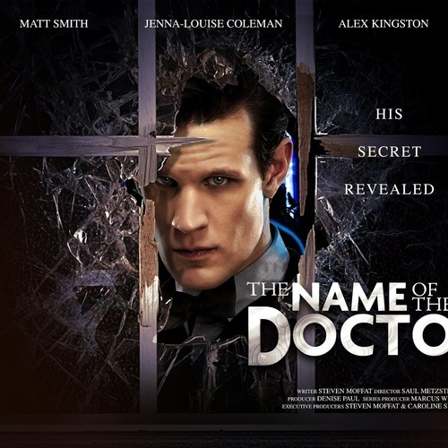 Doctor Who - Doctor's name (LEAKED)