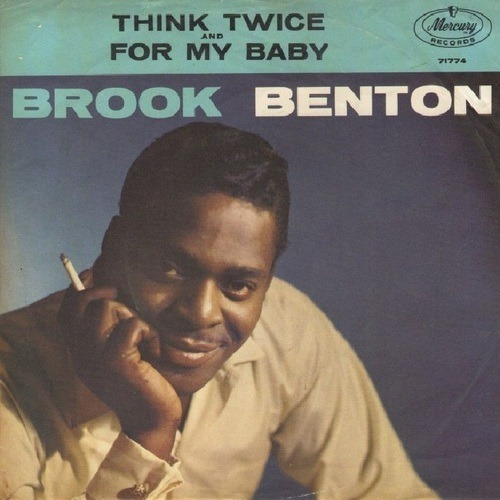 Brook Benton - For My Baby