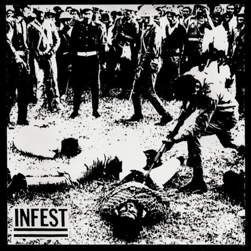 Infest - Once Lost