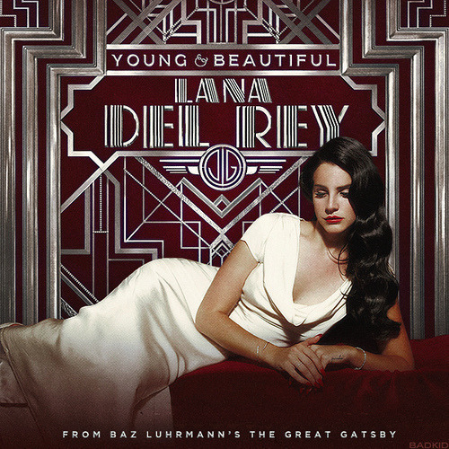 Lana Del Rey - Young and Beautiful [jazz version]