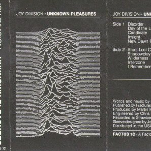 Joy Division - Unknown Pleasures / She's Lost Control