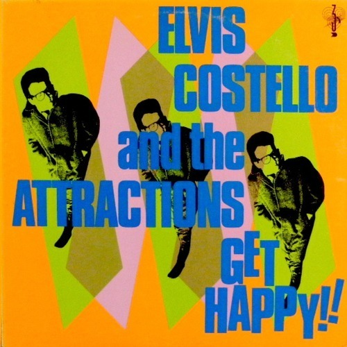 Elvis Costello And The Attractions - Ghost Train