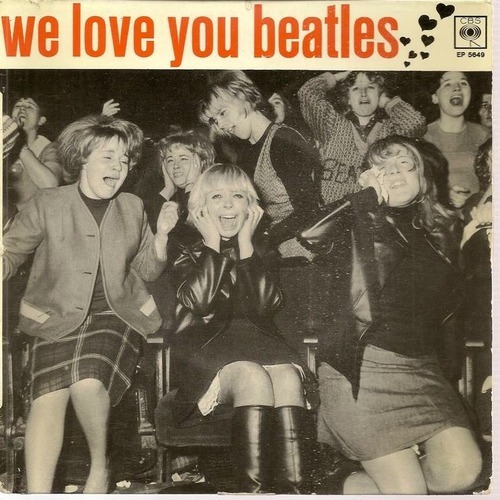 The Carefrees - We Love You Beatles