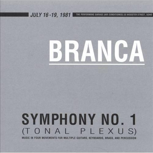 Symphony No. 1 (Tonal Plexus): First Movement
