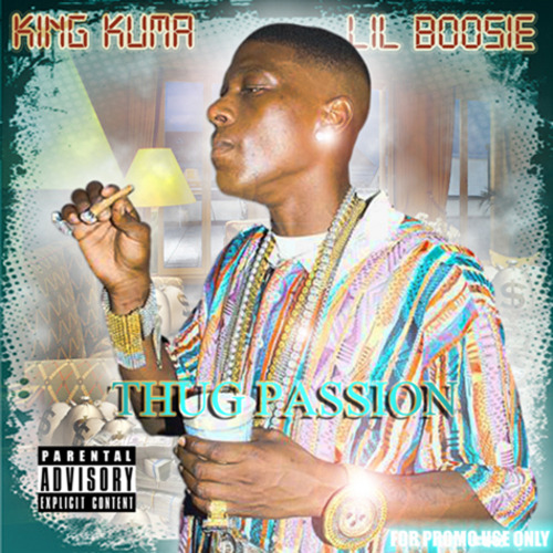 Lil Boosie - Knocking Pictures Off Tha Wall