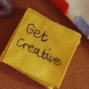 Do you wanna get creative?