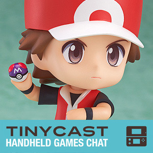 TinyCast 032 - The Pokemons of Our Love