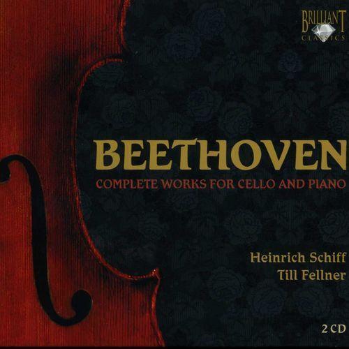 Sonate pour Violoncelle en Sol Mineur, Op. 5 No.2 - Allegro molto piu tosto presto
