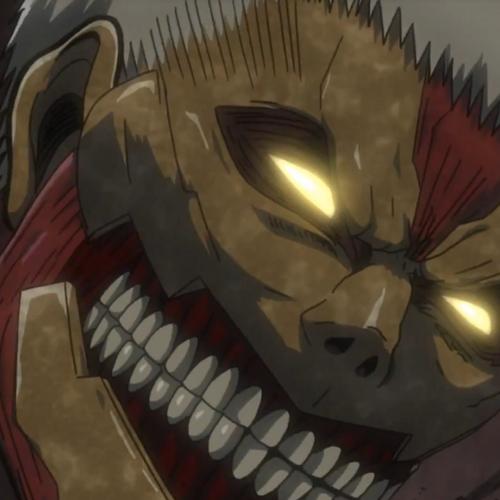 Armored Titan's scream
