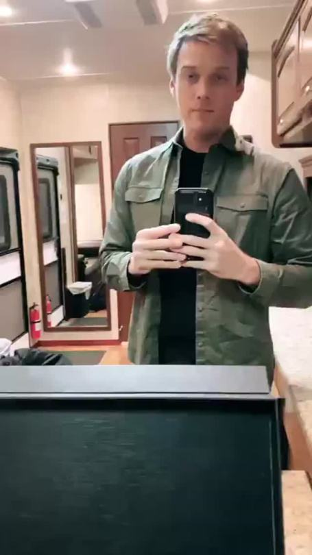 October 17th, 2019 - Jake Abel Insta Stories