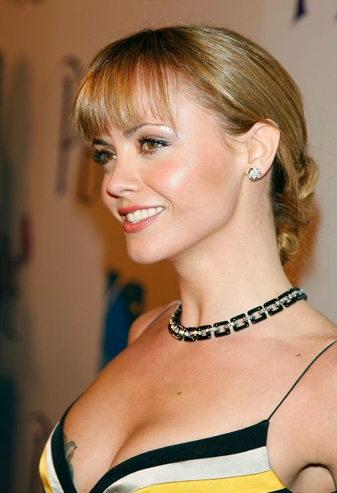 craytonc: Christina Ricci, pixie cute as ever.