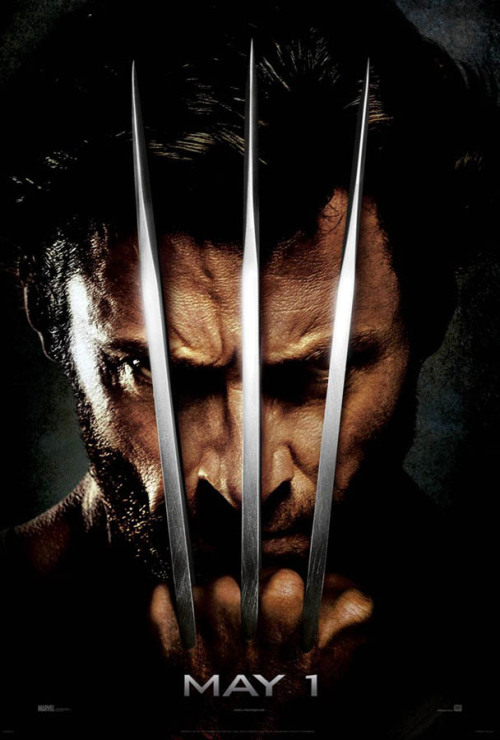X-Men Origins: Wolverine- Opens May 1, 2009  I saw Wolverine a little late, but I went into it with high hopes. In the cast are some of my favorite up-and-comers. Taylor Kitsch (Riggins on Friday Night Lights) and Dominic Monaghan (Charlie on LOST) we're two people I was really excited to see in this movie. However, I was disappointed because they weren't in the movie that much.  Overall, I was a little disappointed by the movie.  So I give it 3 Stars. (out of 5).  It was an okay movie, but I'm a big fan of the X-Men movies and to me, this one didn't live up to par. I didn't feel like the energy and thought put into the others, was  put into this movie.  However, there are going to be a bunch of spin off's and sequels to this one, so I suggest seeing it eventually so you know what's going on.