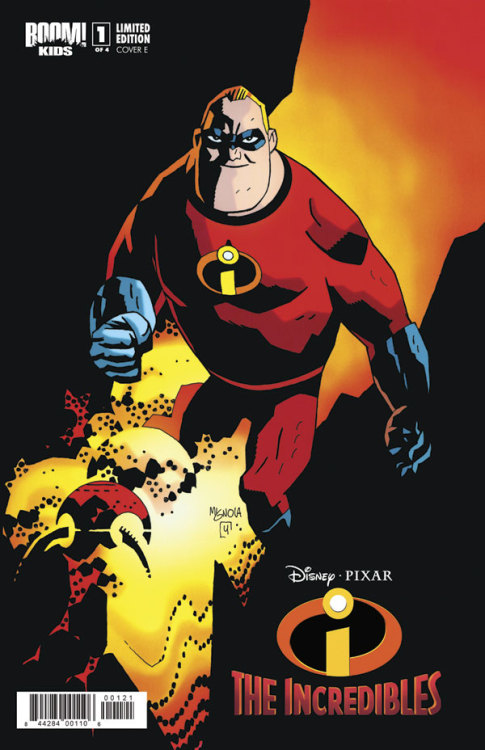 The Incredibles: Family Matters #1 by Mark Waid and Marcio Takara Check out a special preview at CBR on sale this Wednesday March 25 at your local comics shop