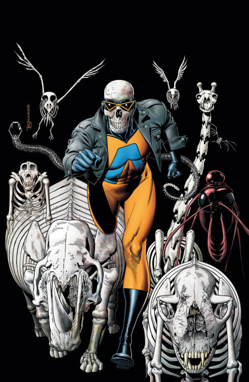 The Last Days of Animal Man #1 by Gerry Conway, Chris Batista and Dave Meikis cover art by Brian Bolland