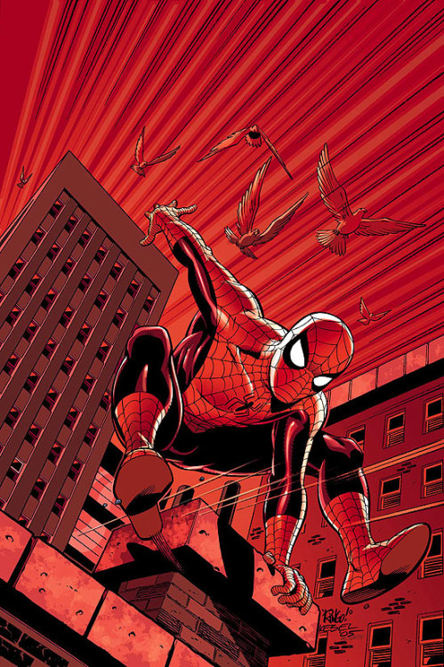 Friendly Neighborhood Spider-Man #1 by Peter David, Mike Wieringo and Karl Kesel