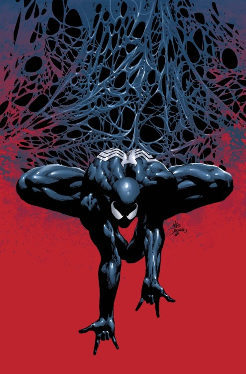 Dark Reign: The Sinister Spider-Man #1 cover by Mike Deodato