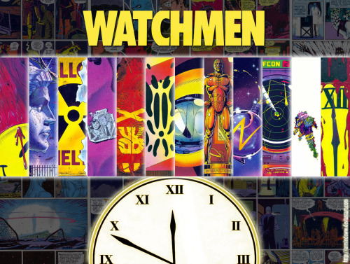 Watchmen wallpaper by Armindo Netto
