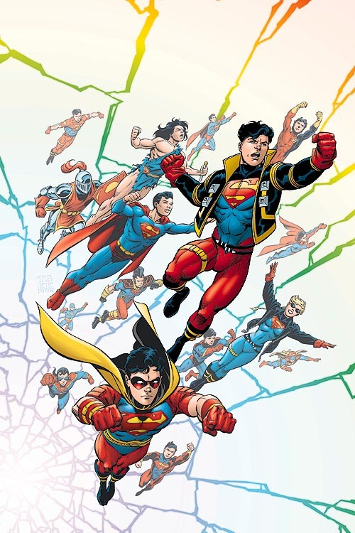 Superboy #61 by Karl Kesel and Tom Grummett