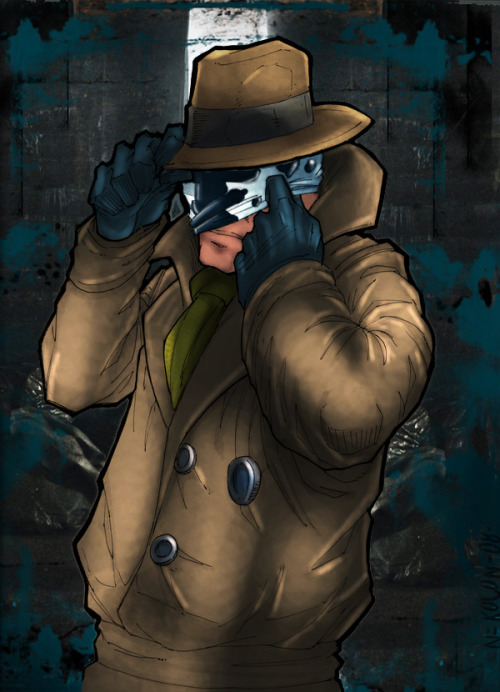 Rorschach by Pete and Ryan Lewis