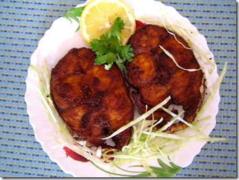 Fish  Recipe on Smange S Food Lust   Indian Curry Recipes  Spicy Crispy Fish Fry